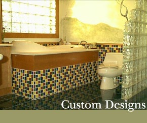 Custom design flooring